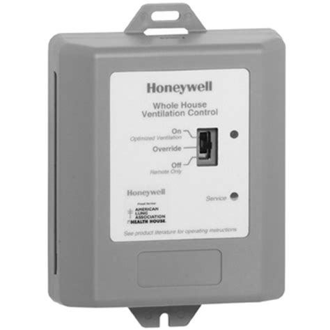 honeywell whole house ventilation control buy honeywell model w8150a1001 fresh air control system honeywell w8150a1001