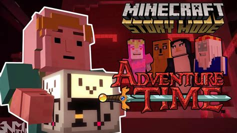 ps3 themes minecraft story mode play as finn adventure time minecraft story mode theme