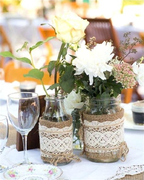 vintage wedding table decorations uk rustic table decorations beautiful wedding table