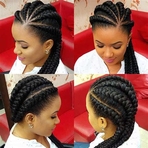 ghanians lines hair styles 31 best ghana braids hairstyles stayglam