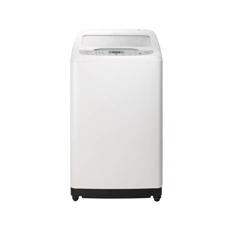 Lg Tsa115nd6 Mesin Cuci 11 5 Kg mesin cuci top loading wahana superstore