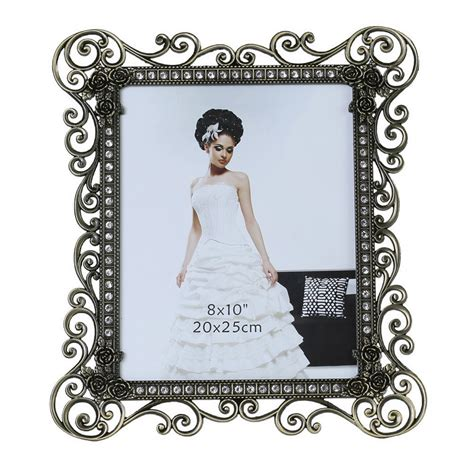 gift garden    vintage picture frame   photo