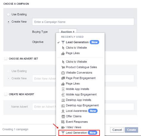 facebook lead ads tutorial tutorial cara menggunakan facebook lead ads dalam power