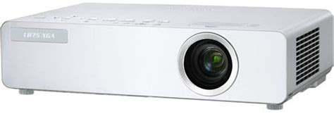 Projector Panasonic Pt Lx26h Xga 2600 Lumen panasonic pt lb75u mobile xga projector with dust resistant design and daylight view 4