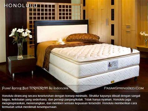 Kasur Bed Central Murah harga central bed harga bed termurah di