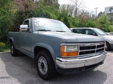 car maintenance manuals 1994 dodge dakota security system 1994 dodge dakota for sale carsforsale com 174