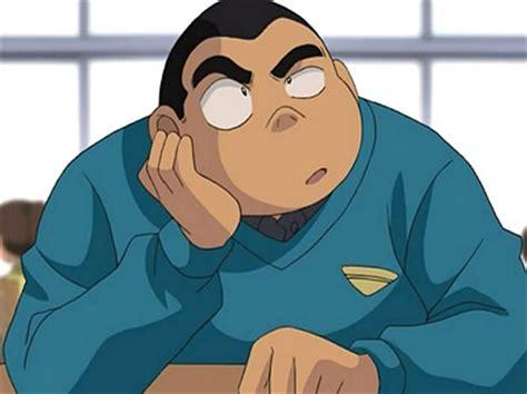 Bross Lencana Detective Boys Anime Detective Conan detective conan the target is kogoro the detective boys secret investigation anime