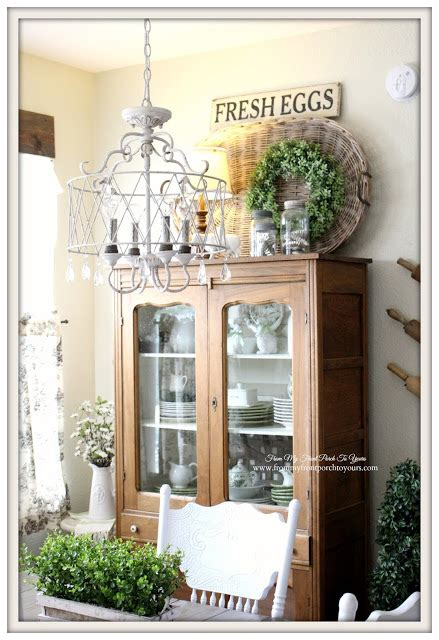 front porch   updated french farmhouse
