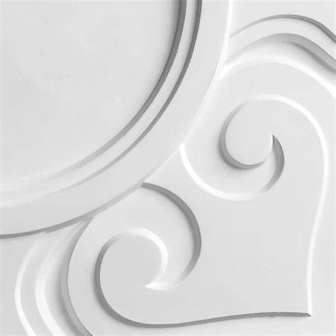 Plastering Ceiling Techniques by Nouveau Plaster Ceiling 560mm