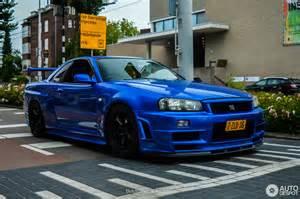 Nissan Skyline 07 Nissan Skyline R34 Gt R V Spec Ii 9 July 2016 Autogespot