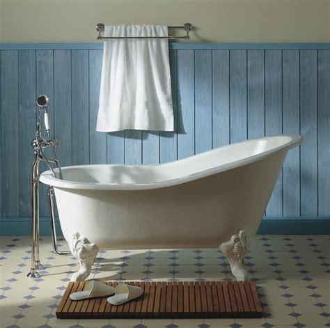 cast iron soaking bathtubs herbeau marie louise cast iron soaking tub traditional