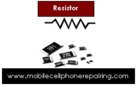 resistors for electronic circuits are manufactured mobile cell phone repairing small parts electronic components of a mobile phone