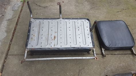 fj40 bench seat for sale fj40 60 40 bench seat akron oh ih8mud forum