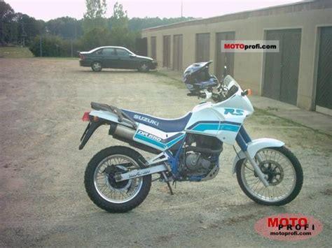 Suzuki 650 R 1990 Suzuki Dr 650 R Dakar Reduced Effect Moto