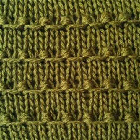 increase knit stitch at end of row row 1 rs knit row 2 purl row 3 knit row 4 purl