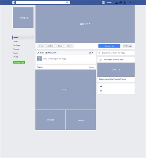 facebook template available for free download studiostock