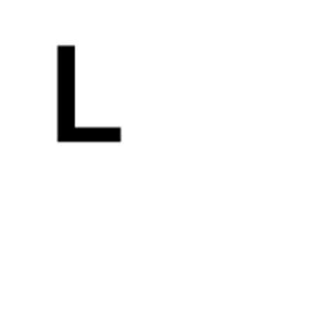 L Small by Charbase U 1dde Combining Letter Small Capital L
