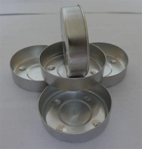 Tealite Tea Light Candle Cup Alumumium aluminium tea light cups for tea light candles in dandong