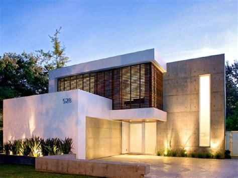 home design minimalist lighting tips to beautify modern houses facade design