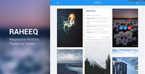 themes tumblr design best material design tumblr themes for free download