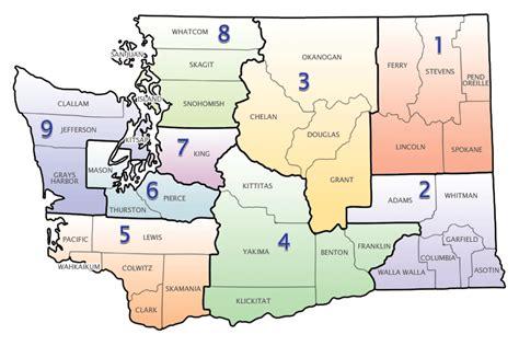 Where Is Olympia Washington On The Map   Washington Dc Map