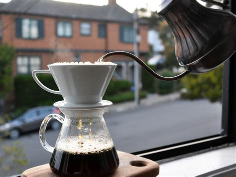 how to make the best coffee coffee science how to make the best pourover coffee at