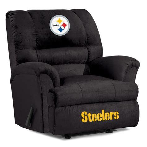 Steelers Recliner pittsburgh steelers big recliner
