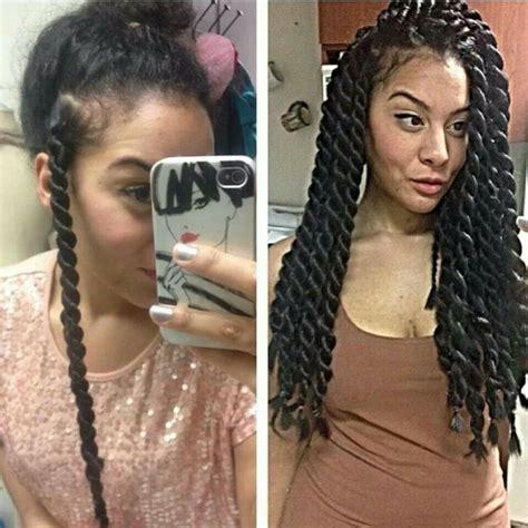 houston havana twist braids havana twist natural journey pinterest protective styles