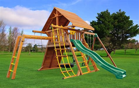 swing set base angled base supreme outdoor swing sets eastern jungle gym