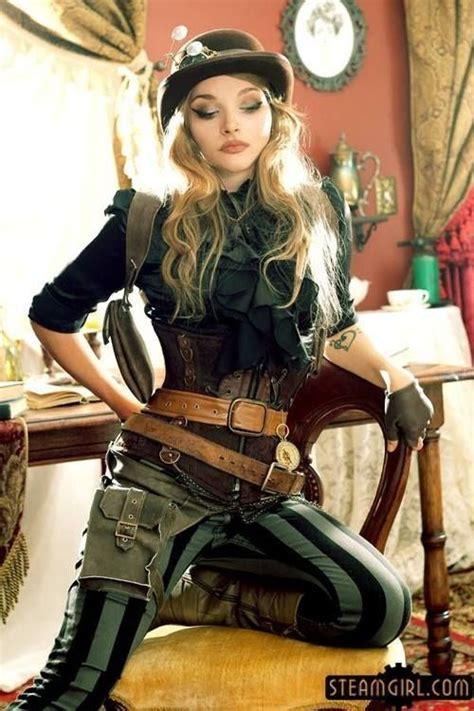 Steampunk Style by Van Asch Blog Steampunk Fashion