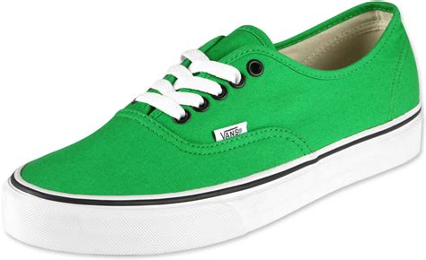 Vans Authentic Green vans authentic shoes green