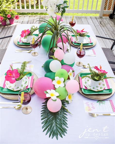 food ideas for tropical wedding shower 2 tropical bridal shower idea palm trees and paradise