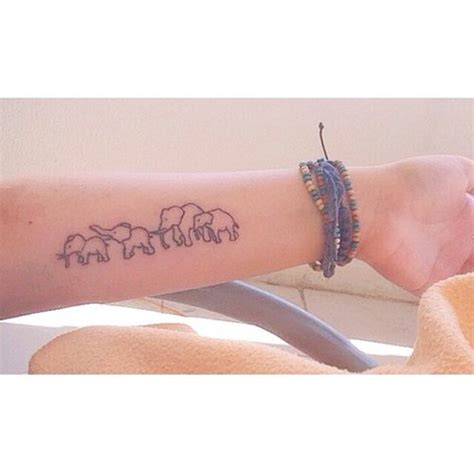 small family tattoo 85 beautiful elephant tattoos and their meanings fmag