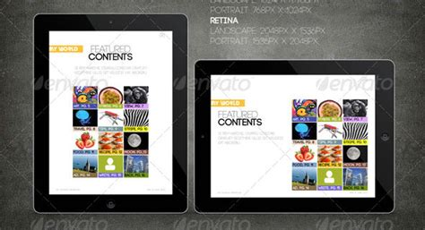 digital magazine template free 27 great digital magazine templates for and tablet