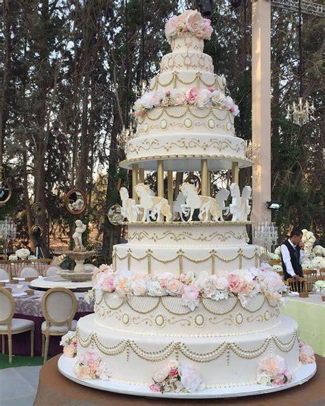 Top 6 Wedding Cake Shops in Amman   Arabia Weddings