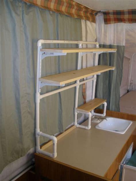 pvc shelf system pvc pipe creations