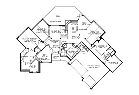 angled house plans angled garage house plans craftsman house plans angled