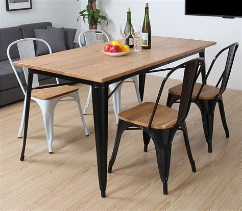 Meja Kursi Kayu Untuk Cafe Negara Amerika Untuk Melakukan Vintage Tua Kayu Cafe Meja Dan Kursi Lof Besi Industri Cafe Meja