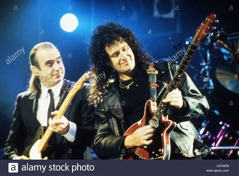 Status Quo francis of status quo and brian may of stock