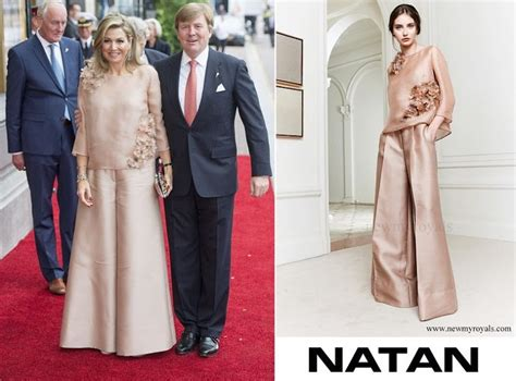 maxima attended premiere of the color purple musical newmyroyals fashion
