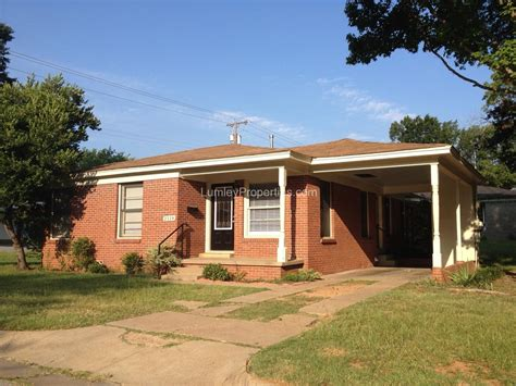 Duplex House for Rent in Tyler TX   Lumley Properties