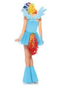my little pony halloween costumes for kids my little pony rainbow dash costume my little pony
