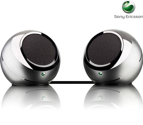 Speaker Bluetooth Sony Xperia digitalsonline sony ericsson mbs 400 portable stereo bluetooth speakers
