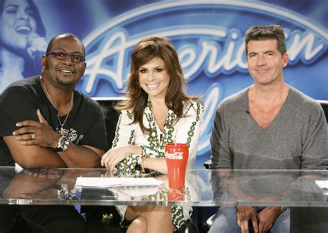 Will Be Showing Up On American Idol by Simon Cowell The American Idol Judge Through The Years