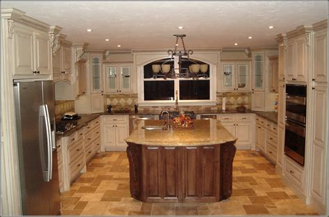 white kitchen cabinets with chocolate glaze timeless kitchen idea antique white kitchen cabinets