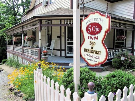 eureka springs bed and breakfast 5 ojo inn bed and breakfast updated 2017 prices b b