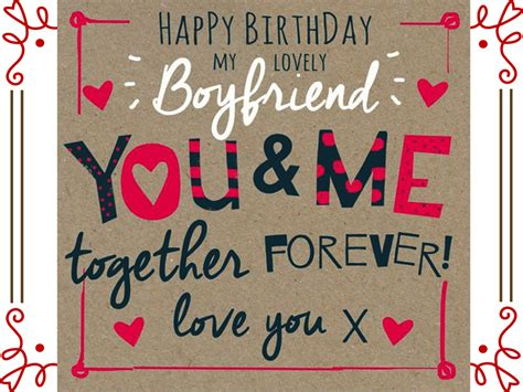 top 50 romantic happy birthday wishes for boyfriend