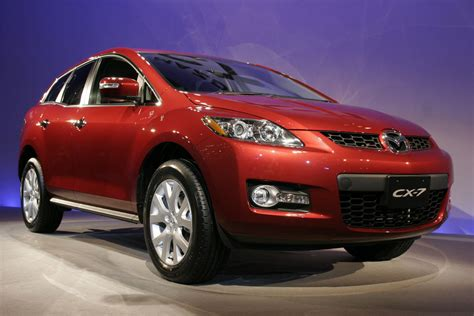 mazda cx7 mazda cx 7 price modifications pictures moibibiki