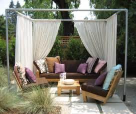 Diy Gazebo Canopy Ideas by Eye On Design Stealing Home Eye On Design By Dan Gregory