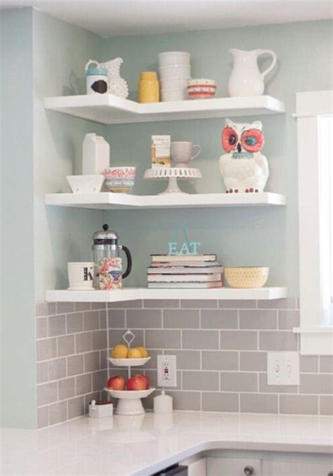 kitchen corner shelves ideas best 25 l shaped kitchen ideas on l shaped